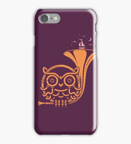 Sunset Melody iPhone Case/Skin