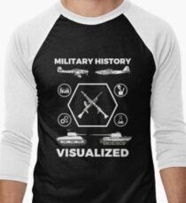 Military History Visualized - Planes, Tanks & Icons T-Shirt