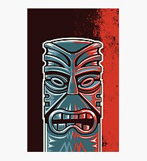 The Tower of Tiki Photographic Print