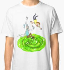 Rick and Morty - Portal Classic T-Shirt