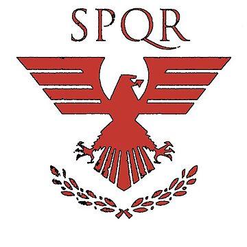 Roman logo by Rommel555