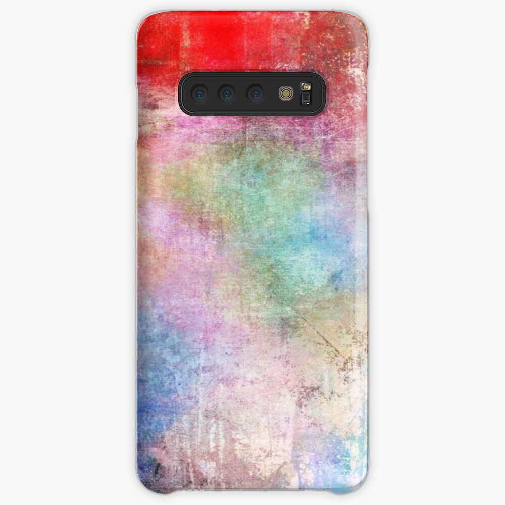 Abstract Painting  Case & Skin for Samsung Galaxy