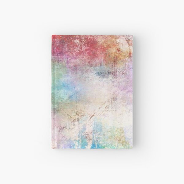 Abstract Painting  Hardcover Journal
