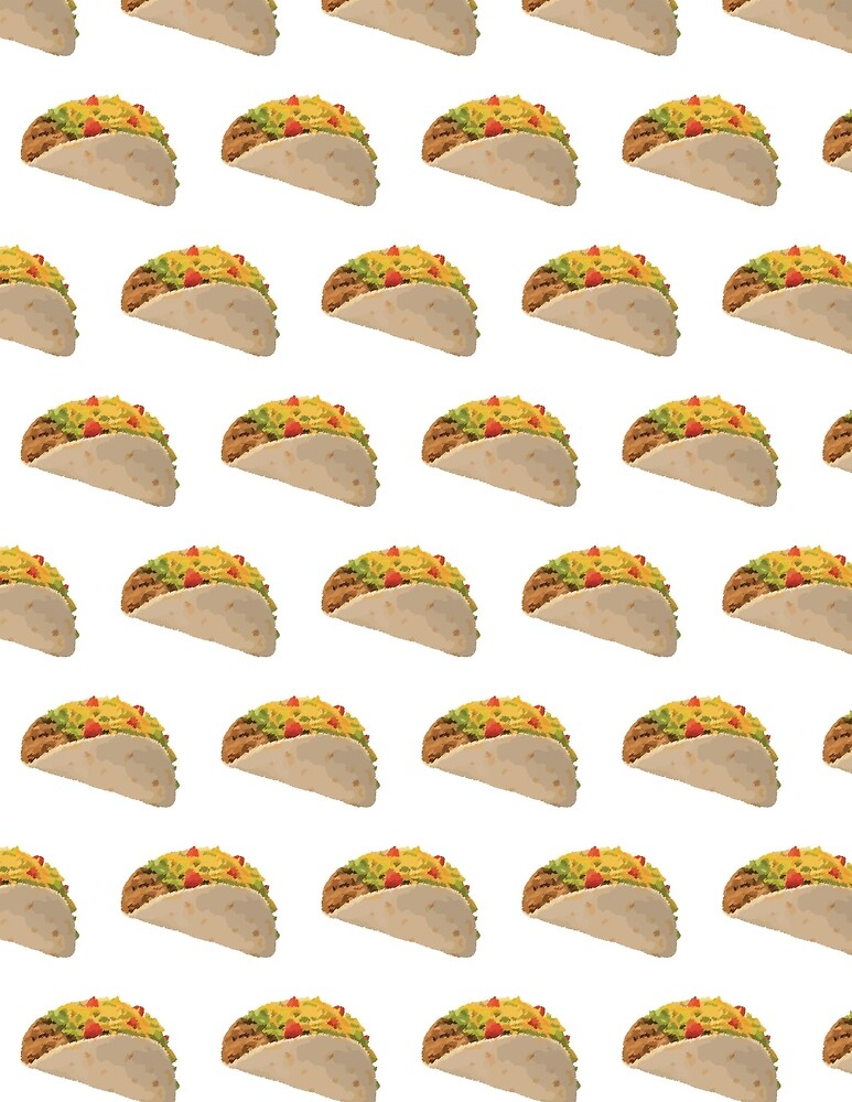 Taco pattern by jhope419