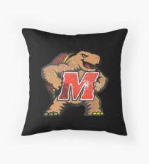 Galaxy University of Maryland Throw Pillow