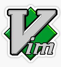 Vim Sticker