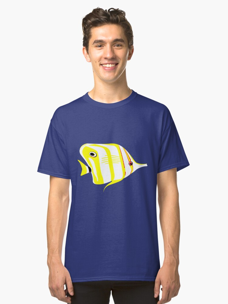 BUTTERFLYFISH Classic T-Shirt Front