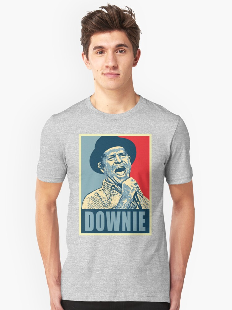 gord downie  Unisex T-Shirt Front
