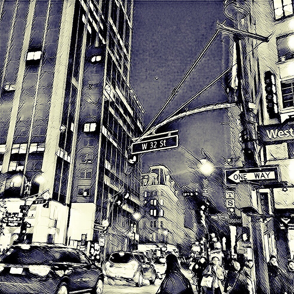 The City by Angela Spanilo