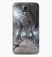 Lonely road Case/Skin for Samsung Galaxy