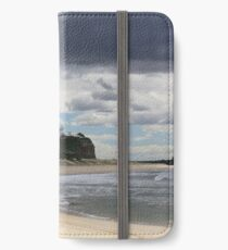 Nobby Beach Lighthouse Newcastle  iPhone Wallet/Case/Skin