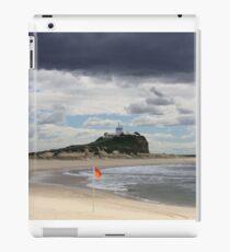 Nobby Beach Lighthouse Newcastle  iPad Case/Skin