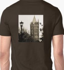 Gothic Cathedral Tower T-Shirt