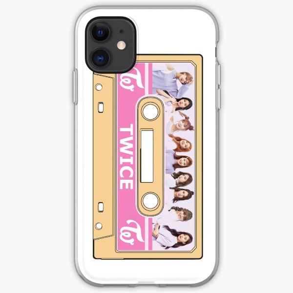 Twice - Cassette iPhone Soft Case