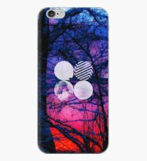 BTS- Wings Trees iPhone Case