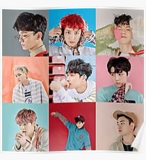 lucky one exo Poster