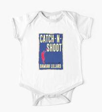 Catch-N-Shoot (Damian Lillard) One Piece - Short Sleeve