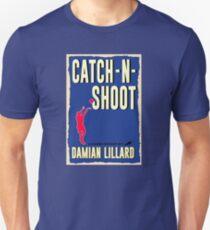 Catch-N-Shoot (Damian Lillard) T-Shirt