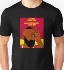 James Harden (A Clockwork Scorer) Unisex T-Shirt