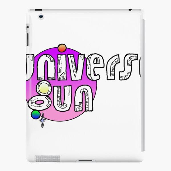 Universe Gun Pink iPad Snap Case
