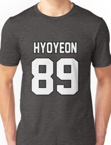 Hyoyeon Unisex T-Shirt