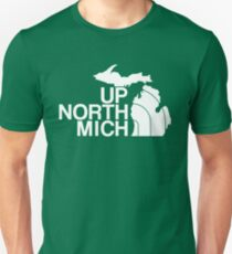 Up North Mich Unisex T-Shirt