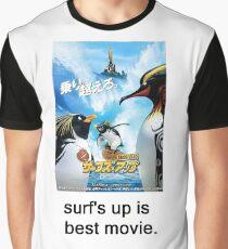 Strange Surf's Up Meme Shirt Graphic T-Shirt
