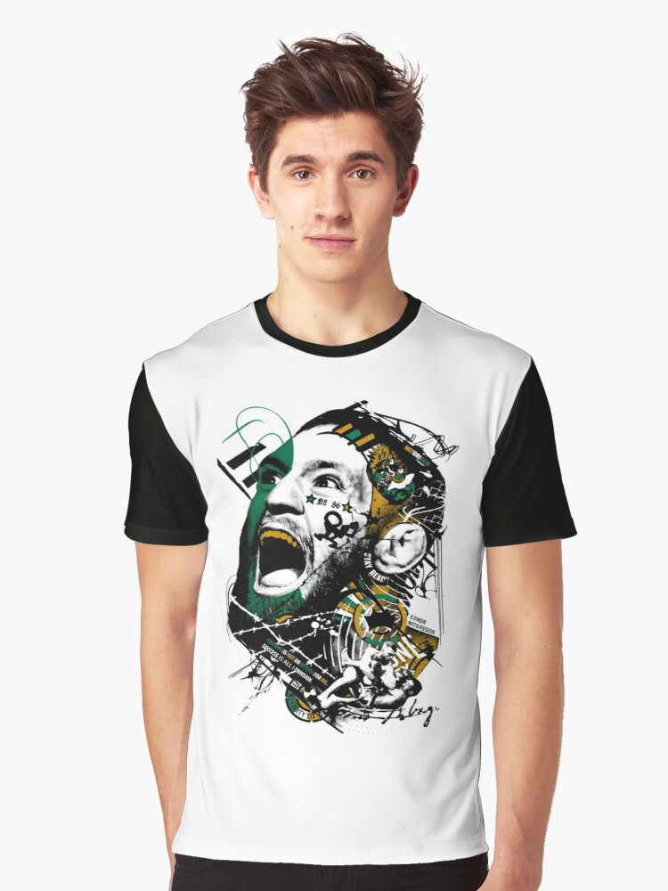 Untitled Graphic T-Shirt Front