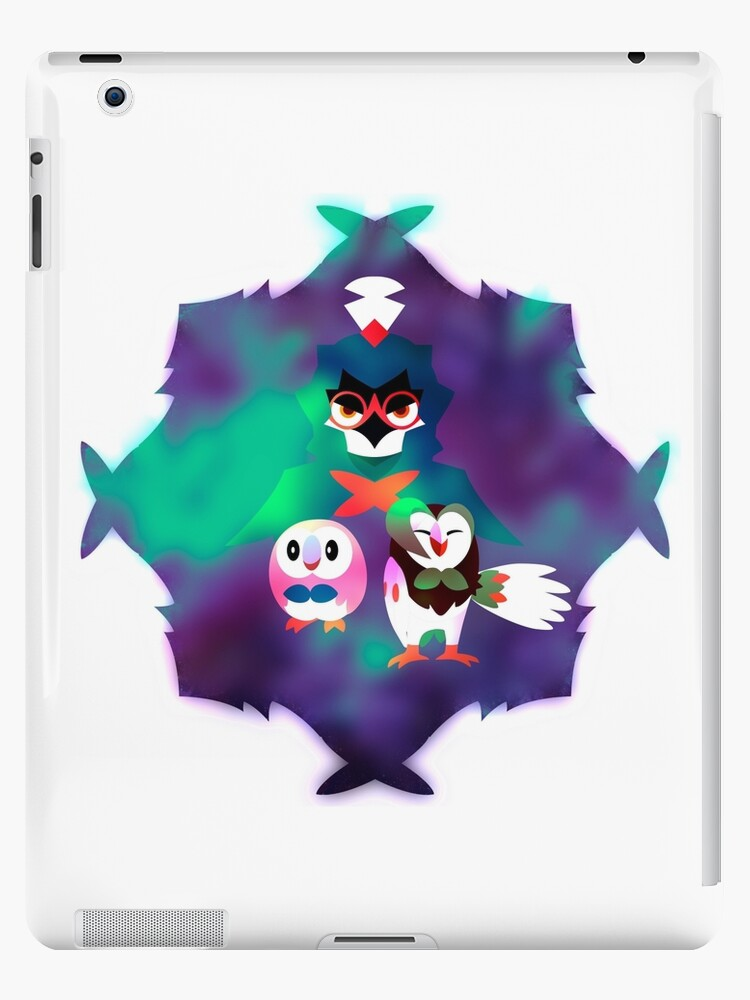 Rowlet Evolutions Pokemon Blur by johnjacobs
