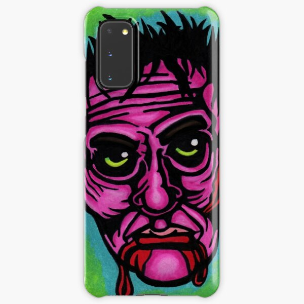 Pink Zombie Samsung Galaxy Snap Case