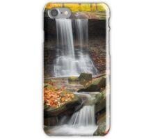 Blue Hen Falls, Cuyahoga Valley National Park iPhone Case/Skin