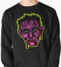 Pink Zombie - Die Cut Version Pullover Sweatshirt
