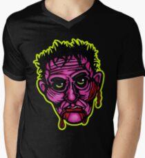 Pink Zombie - Die Cut Version Men's V-Neck T-Shirt