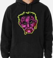 Pink Zombie - Die Cut Version Pullover Hoodie