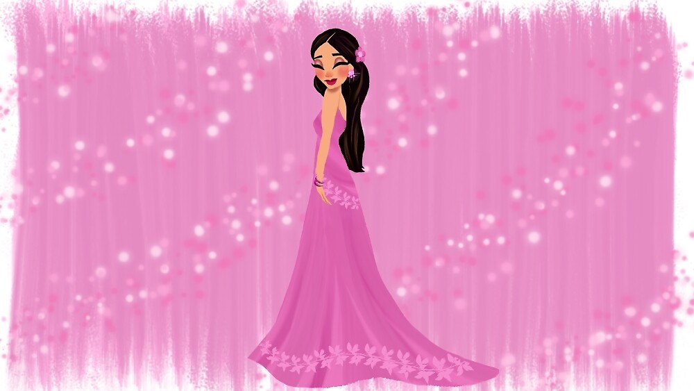 Take Me to Prom by Illustrations by Dil
