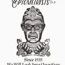 Forbidden Temple Optometrists by JungleCrews