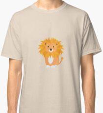 Cute happy Lion Classic T-Shirt