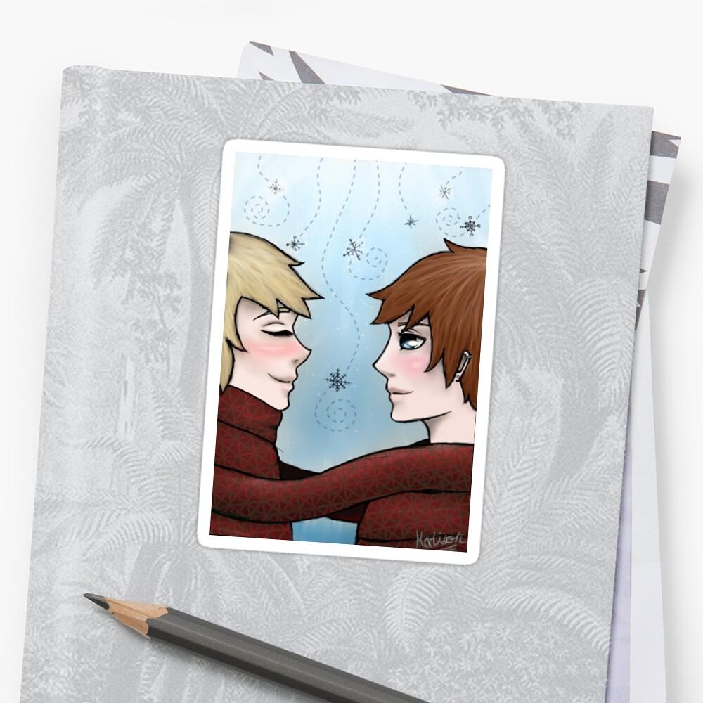Winter Love by Scarflower