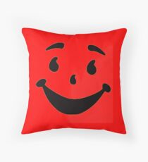 Kool Aid Throw Pillow