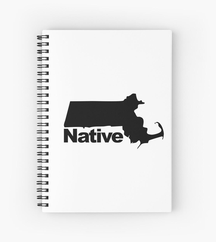 Massachusetts Native by LudlumDesign