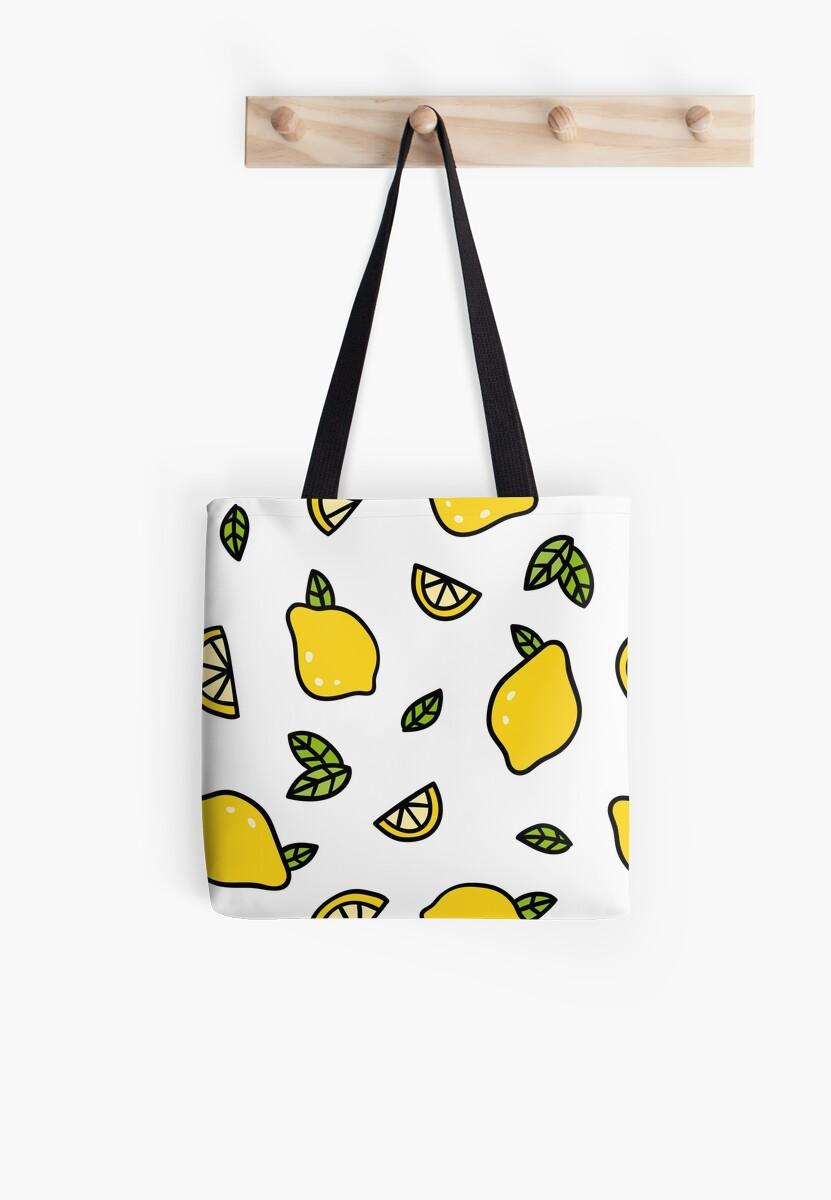 Lemon pattern by kondratya