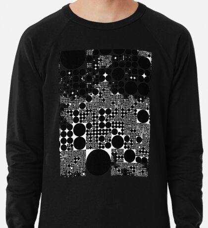 """Dividing Circles"""" by Martin Melcher Lightweight Sweatshirt"""