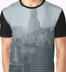 Image Manipulation Graphic T-Shirt