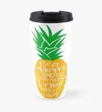 Pineapple Travel Mug