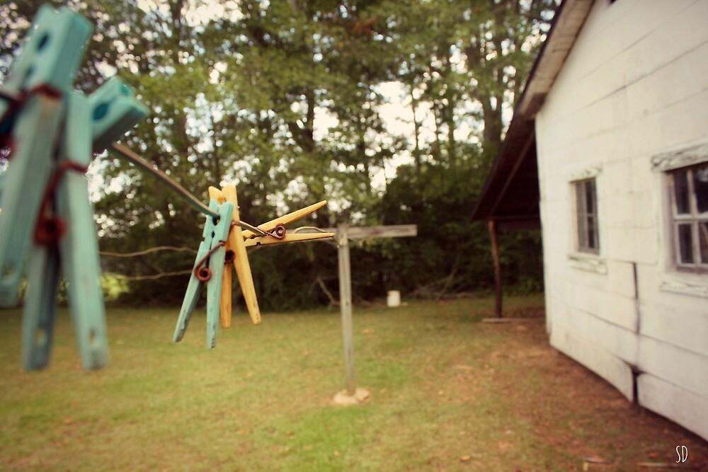 Clothespins by sarahdykes
