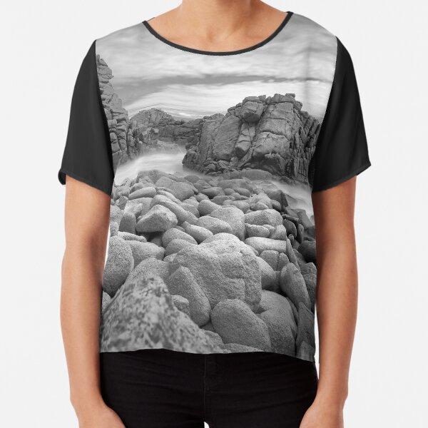 The Pinnacles - Cape Woolamai - Phillip Island Chiffon Top