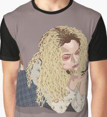 Helena and Pupok Graphic T-Shirt