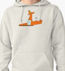 """The Ground Was Harder Than I Thought"" Pullover Hoodie"