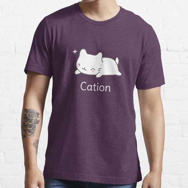 Funny Cat T-shirt for Science Lovers  Essential T-Shirt