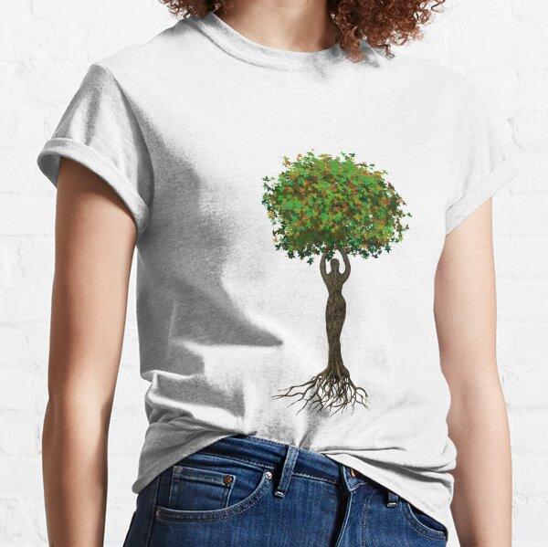 Goddess Tree Classic T-Shirt